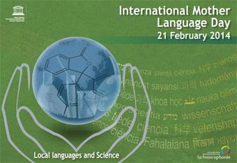 Let's celebrate languages!